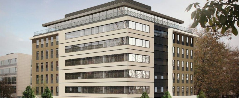 Construction of societe generale bank contracted gradina for Societe construction immobiliere
