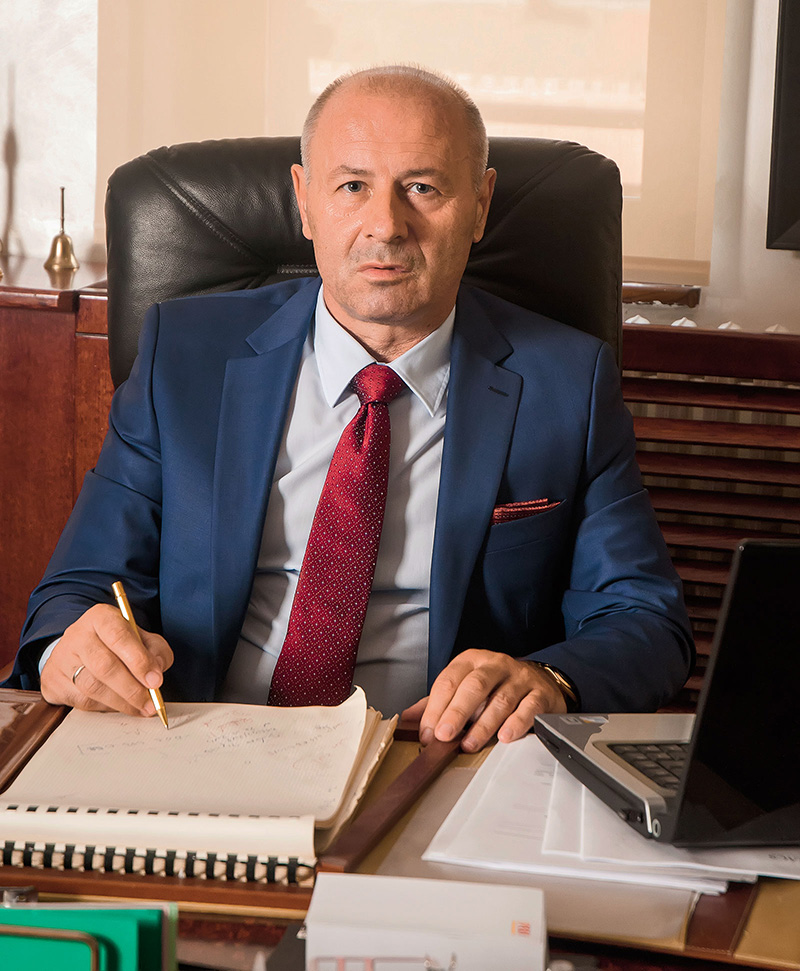 Đuro Đurđević, osnivač Gradine