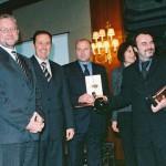 Sa dodele nagrade za JDP u Beogradu